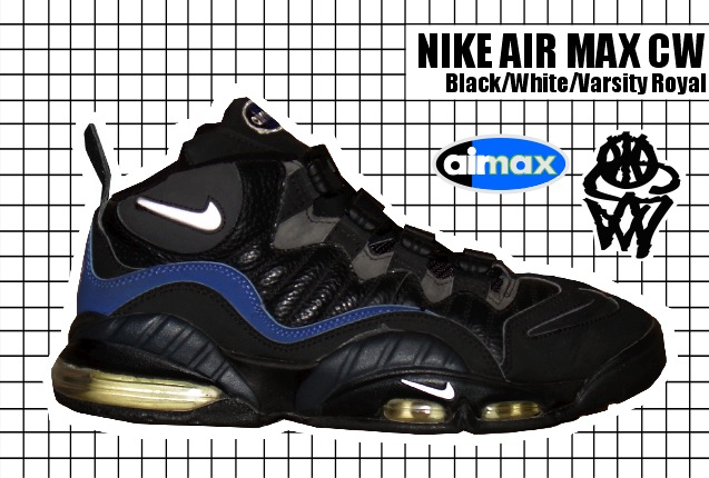 1995-96 Air Max CW Black