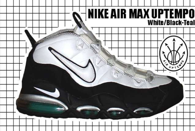 reputable site 36552 8e92b Nike Air Max Uptempo 98