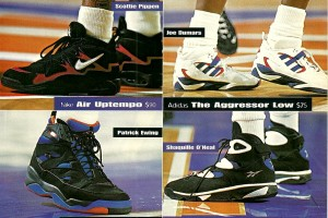 1995 All star game shoes