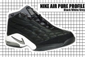 2001-02 Air Pure Profile Blk