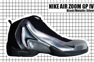 2001-02 Air Zoom GP IV Black