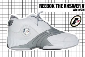 2001-02 Reebok The Anwer V 3M