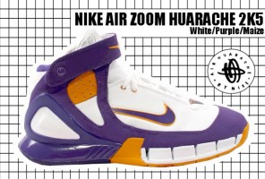 2004-05 Air Zoom Huarache 2K5 Lakers