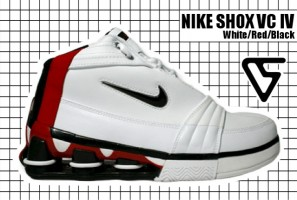 2004-05 Shox VC IV White