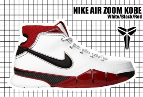 2005-06 Air Zoom Kobe Red