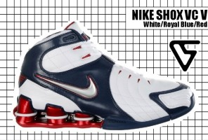 2005-06 Shox VC V White