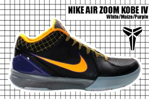 2008-09 Air Zoom Kobe IV Carpe Diem