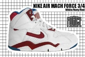 91-92 Air Mach Force 3:4