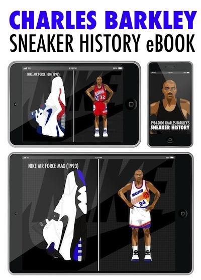 Charles Barkley Sneaker History