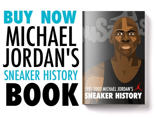 1981-2003 MICHAEL JORDAN'S SNEAKER HISTORY: THE BOOK